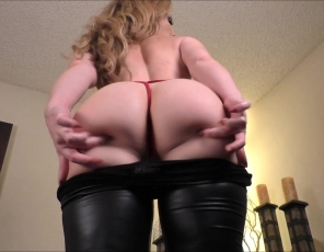 Angela Ass Worship