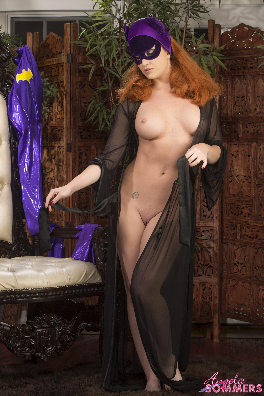 Not batgirl bondage stockings remarkable